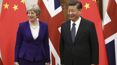 Why post-Brexit UK is 'less attractive' for China