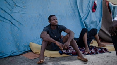 Nigeria migrants who escaped Libya restart their lives