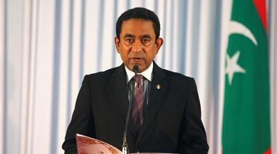 Maldives top court 'in bid to remove' President Yameen