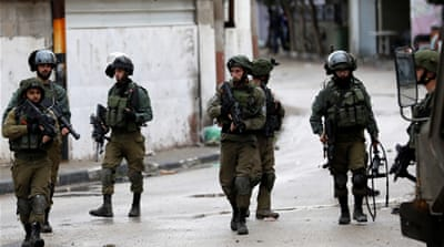 Palestinian killed during Israeli raid in the West Bank