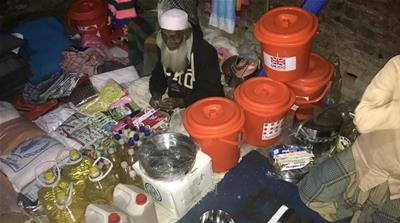 Rohingya refugees sell aid to fund basic diet