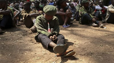 South Sudan: More than 300 child soldiers released