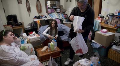 Begging for bread: A Greek family under austerity