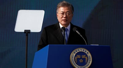 Sex slave issue: South Korea's Moon criticises Japan