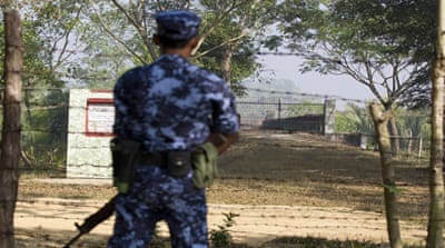 Myanmar building military bases over Rohingya villages: Amnesty