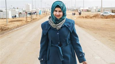 Syria's war: Teenagers share stories from Zaatari refugee camp