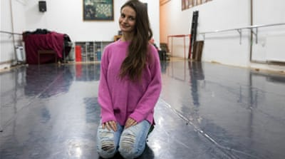 Finally, a Kosovar woman leads Kosovo's National Ballet