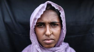 100 Faces of the Rohingya Refugees