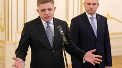 Slovakia's PM Robert Fico resigns amid public outcry