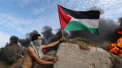 The Palestine solidarity movement should focus on Palestine
