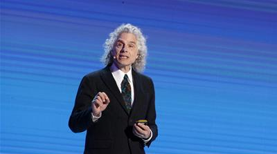 Steven Pinker: Is the world actually getting better?