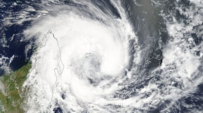Madagascar hit by another tropical cyclone