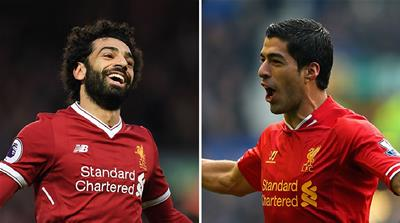 Salah vs Suarez: 'You cannot compare'