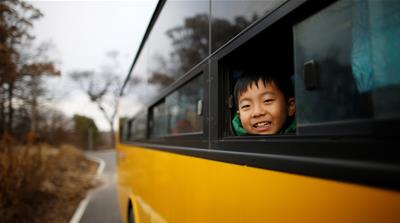 South Korea bans English education for first and second graders