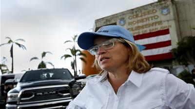 The Puerto Rican mayor who challenged Trump