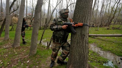 Kashmir: 10 killed after fierce gun battle