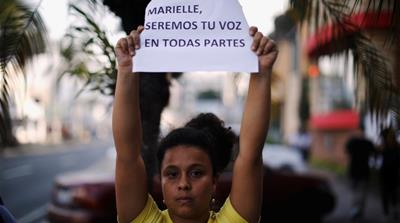Marielle Franco may be gone, but she is not silenced