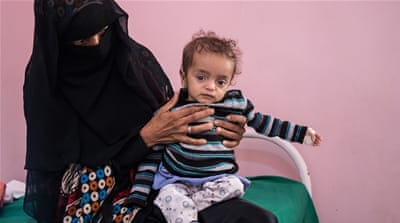 Miscarriages and malnourishment: The perils of pregnancy in Yemen