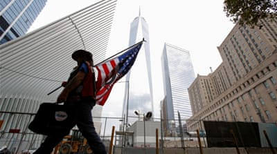 Lawsuit alleges Saudi, Iran support for 9/11 hijackers