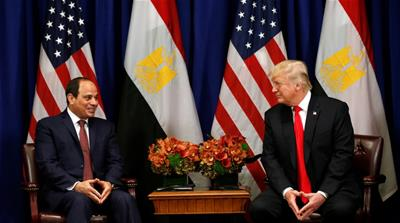 Is Egypt's sham election made in the USA?