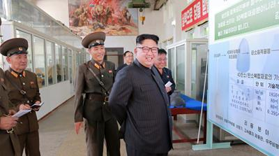 Collapse of North Korea nuclear site threatens fallout: report