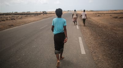 A Yemeni's harrowing journey through the 'Gate of Tears'