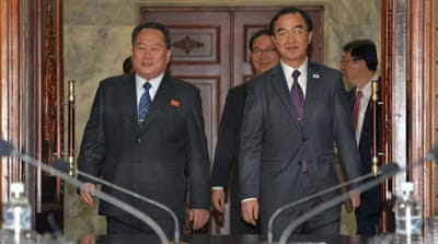 North Korea's human rights issues not on the summit agenda