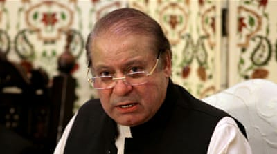 Pakistan judge denies 'blackmail' in ex-PM Nawaz Sharif case