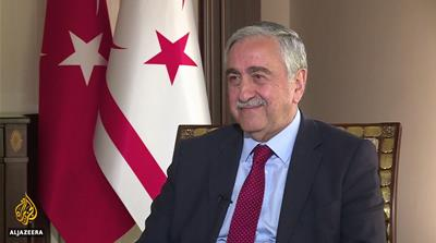 Akinci: Greek Cypriots all talk and no action on reunification