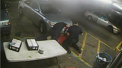Alton Sterling shooting: Police officer fired over killing