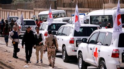 Aid groups vow to deliver life-saving supplies to Eastern Ghouta