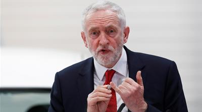 Jeremy Corbyn urges UK pressure on Mohammad bin Salman