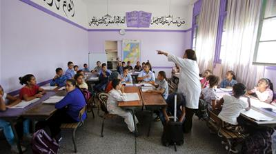 How an education crisis is hurting Morocco's poor
