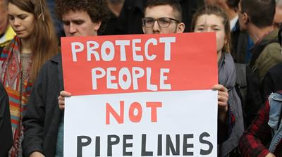 Canada: Thousands to protest Trans Mountain pipeline expansion