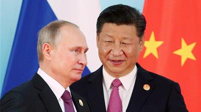 Why China's Xi is not 'Putin-plus'