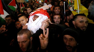 Israeli forces kill mentally disabled Palestinian