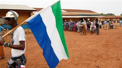 Will presidential elections usher in a new era for Sierra Leone?