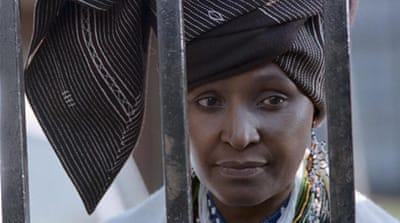 What is Winnie Madikizela-Mandela's legacy?