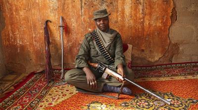 Aisha: Boko Haram Huntress