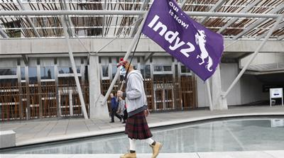 Rushing into a second referendum would doom Scottish independence
