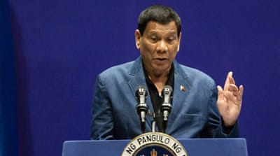 Duterte to ICC prosecutor: I will arrest you if you come here