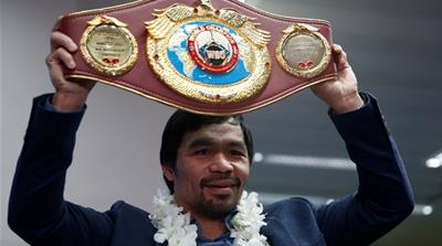 Boxing fans react to Manny Pacquiao comeback