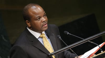 Swaziland king changes country's name to Kingdom of eSwatini
