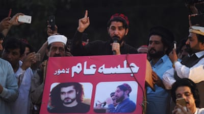 Pakistan's Pashtuns rise up