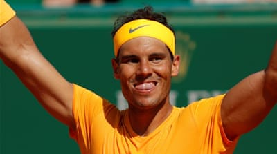 Nadal to take on Greek teenager Tsitsipas in Barcelona open final