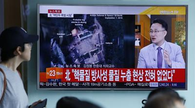 North Korea has conducted recent nuclear tests at the Punggye-ri test site [Jeon Heon-Kyun/EPA]