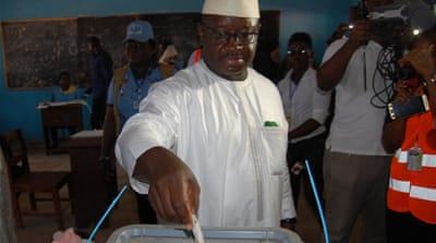 Sierra Leone opposition leader wins presidential election runoff