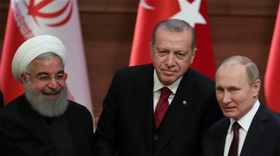 Can Russia, Iran and Turkey agree on a roadmap for Syria?