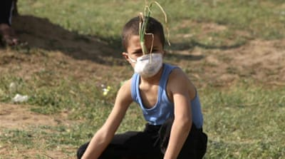 Gaza's onion boy: My goal is to take back my grandparents' land