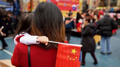 China: Spies, Lies and Blackmail
